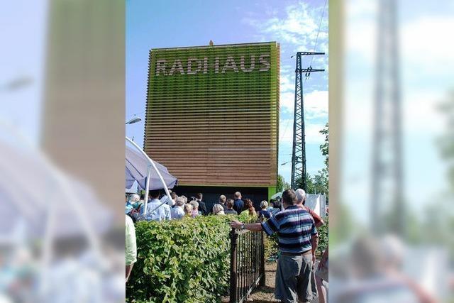 Offenburg eröffnet Deutschlands erstes vollautomatisches Rad-Parkhaus