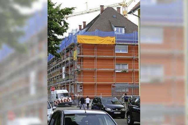 Bau-Union fordert Wohnungsräumung wegen angeblicher Einsturzgefahr
