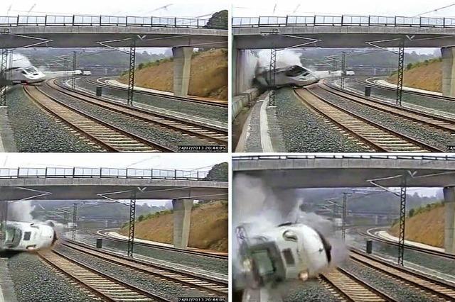 80 Menschen sterben bei Zugunglück