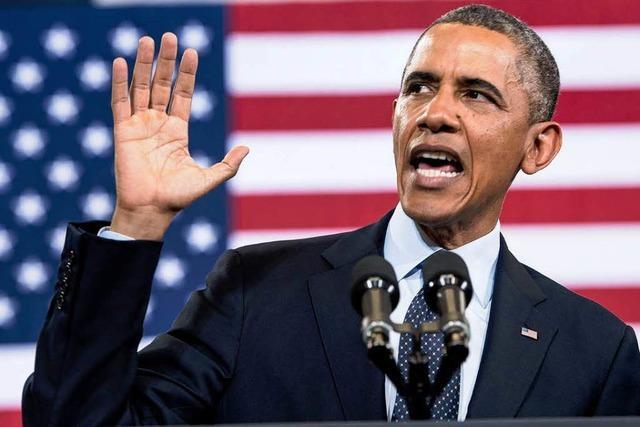 US-Präsident Obama will die Mittelschicht stärken