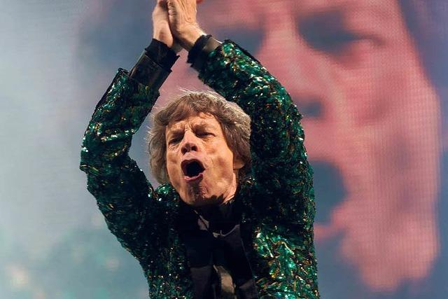 Mit 70 gehört Mick Jagger noch nicht zum alten Eisen