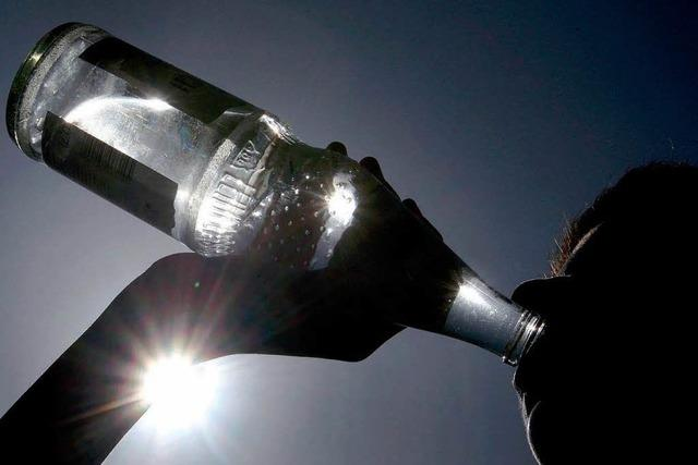 Mineralwasserhersteller profitieren von der Hitze
