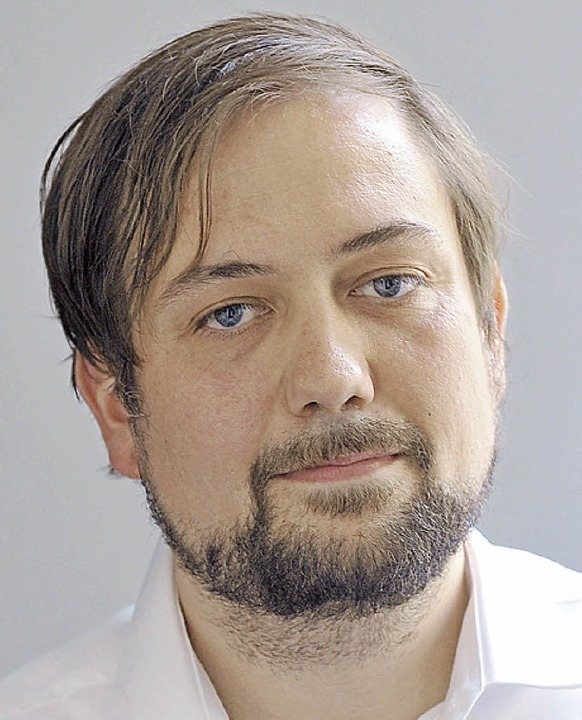 Jan-Georg Wennekers     Foto: Rita Eggstein