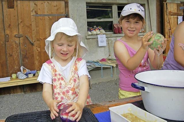 Ferienprogramm für Kinder im Schwarzwald