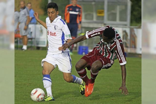 Nachwuchsfußball an der Möhlin - Bochum besiegt Fluminense