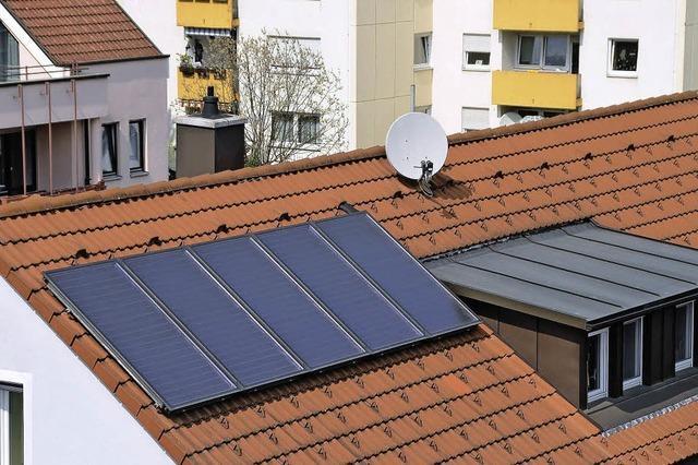 Solarstrom zieht Kreise