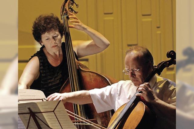 Schubert überschreitet die Kinzig