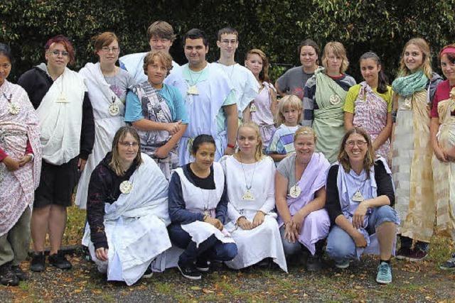 Fehlstart: Römer und Griechen gingen baden