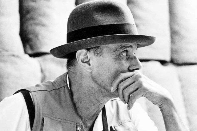 Joseph Beuys, der geschickte Selbstdarsteller