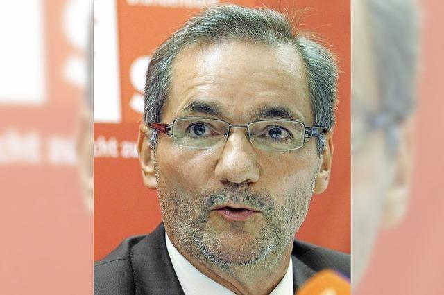 SPD-Politiker Platzeck tritt zurück
