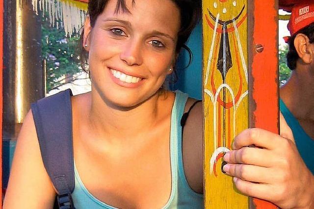Klippenspringerin Anna Bader – aus Teningen nach Barcelona