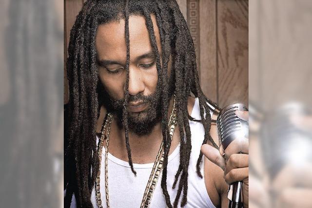 Ky-Mani Marley: Einer der Söhne des Königs