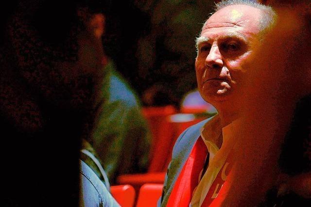Staatsanwaltschaft erhebt Anklage gegen Uli Hoeneß