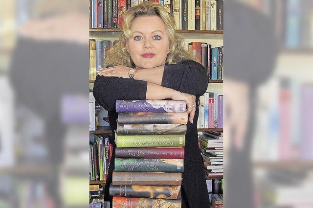 Autorin liest aus Bestseller