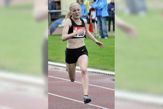 Hanna Hoss in Top-Form: DM-Bronze im Doppelpack