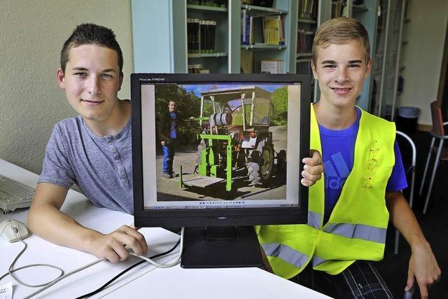 Drei Freiburger sind beim Artur-Fischer-Erfinderpreis erfolgreich