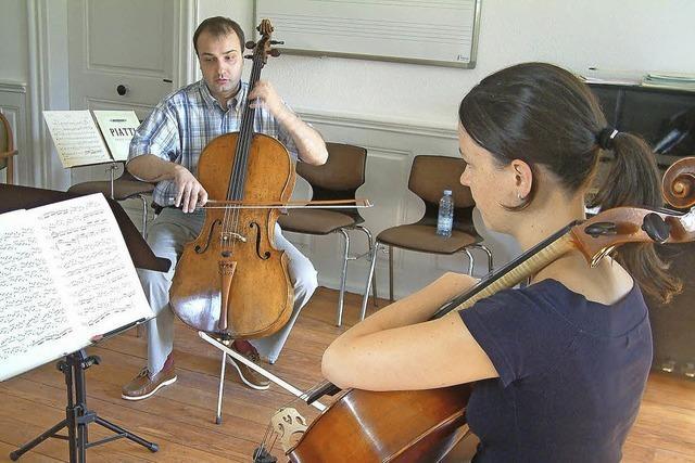 100 Musiker aus aller Welt zu Gast
