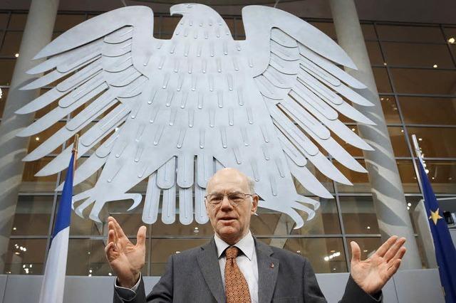 Uni prüft Plagiatsvorwürfe gegen Lammert
