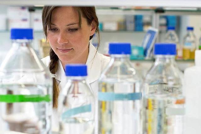 Roche: Der forschende Pharmakonzern arbeitet am Durchbruch