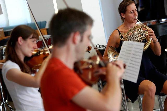 Acht junge Musiker spielen Konzerte in Lahr