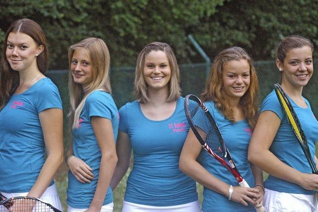Tennisdamen trumpfen auf