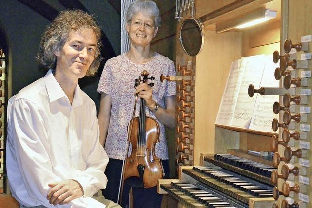 Zwei Stunden lang Bach in Moll