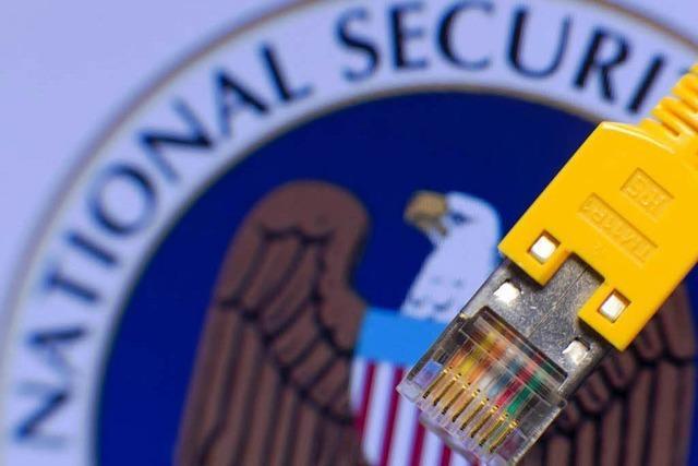 Hat US-Spähprogramm Zugriff auf alle Aktivitäten im Internet?