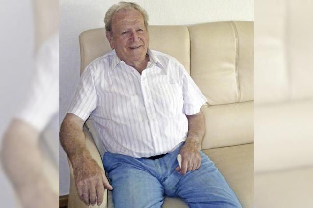 Mehr Markgräfler geht nicht – Paul Bürgelin wird 80