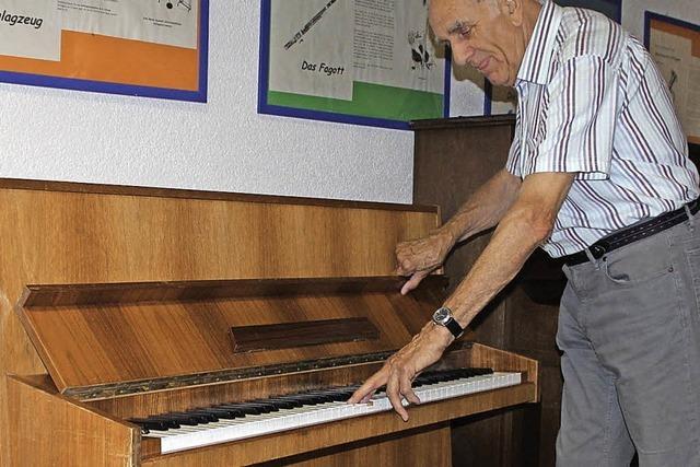 Klavier verstimmt – Stadtmusik auch