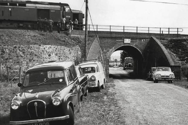 Der Eisenbahnüberfall von 1963 in England
