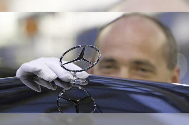 Illegale Verträge bei Daimler