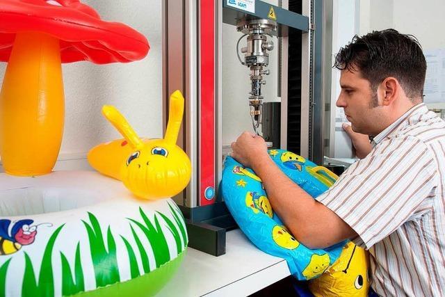 Untersuchung weist viel Gift in Kinderspielzeug nach