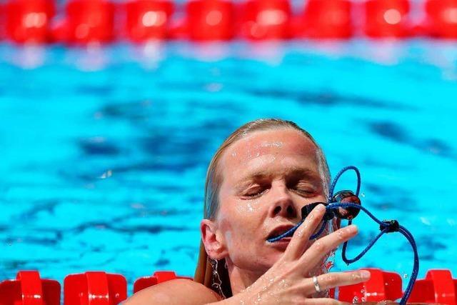 Steffen schafft es ins Finale der Schwimm-WM