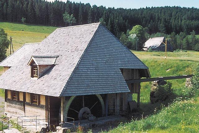 Mühle erleichtert das Hofleben