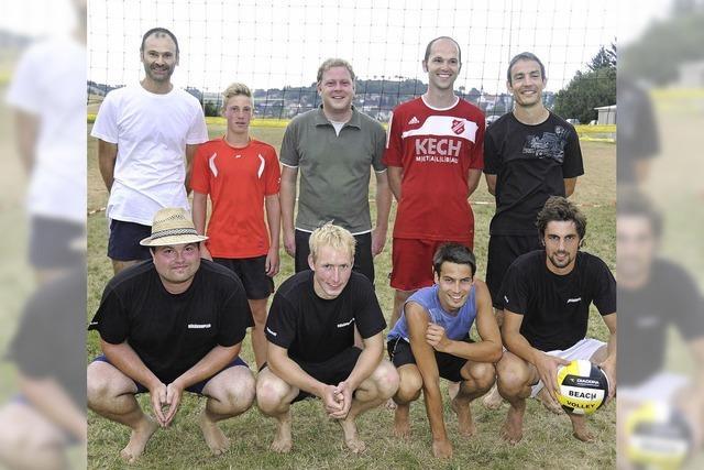 Altherrenmannschaft aus Stühlingen gewinnt Pokal