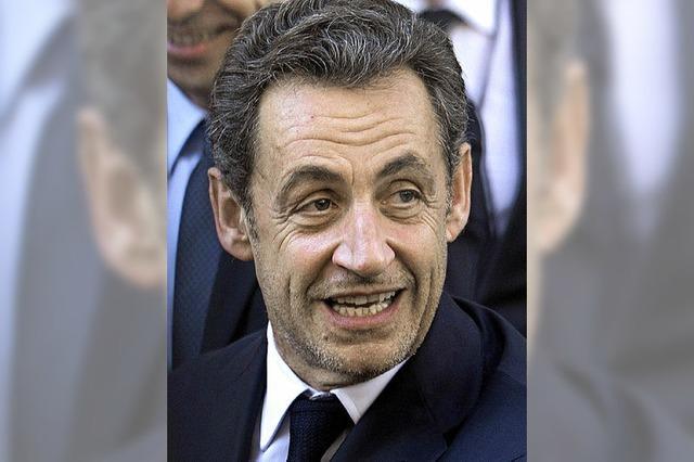 Anhänger helfen Sarkozy aus der Klemme