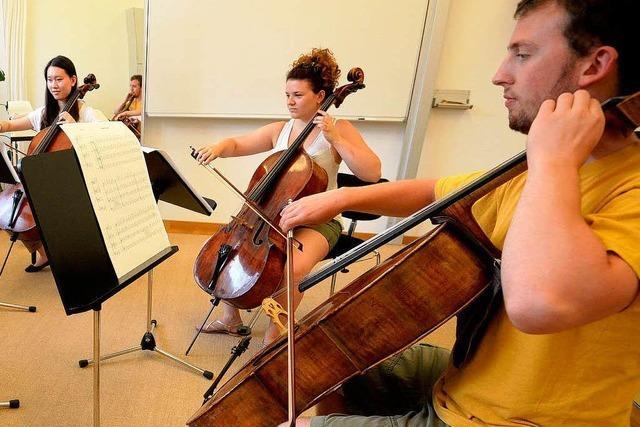 Protest gegen die Neuordnung der Musikhochschulen