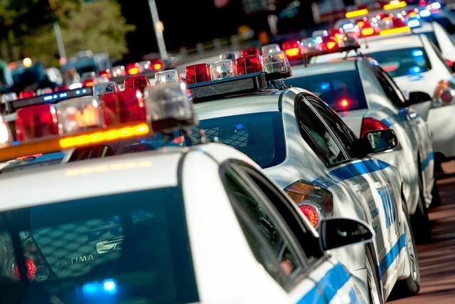 Südwesten will US-Töne und rotes Blinklicht für Polizei