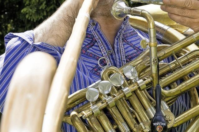 Ein musikalisches Multitalent