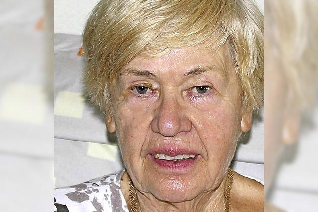 Irmgard Manefeld feierte 80. Geburtstag