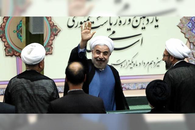 IRANS NEUER