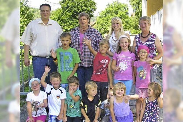Neuer Wind im Kindergarten Lausheim