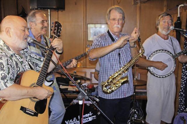 Jazz und Swing verzaubern Publikum