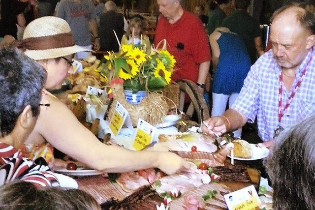 4000 Gäste beim Naturpark-Brunch