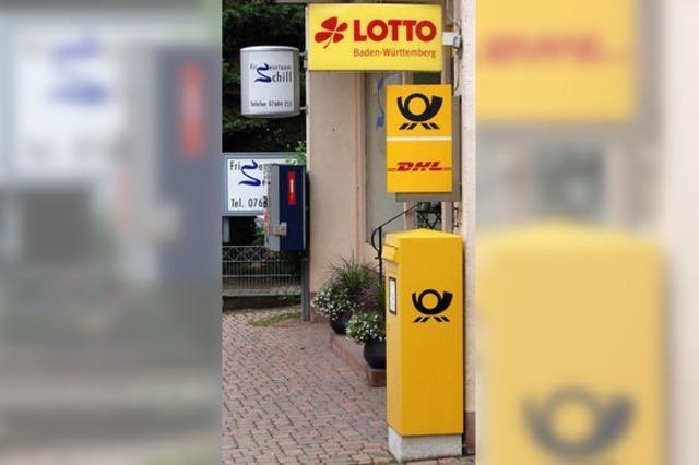 Keine Briefe mehr im Friseursalon: Post-Agentur in Glottertal schließt