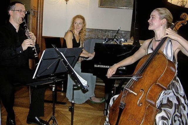 Exquisite Kammermusik im Schloss