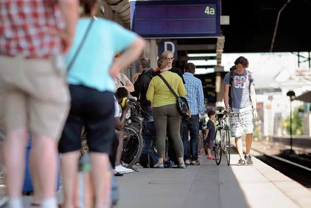 Zu wenig Personal bei der Bahn: Warum Mainz abgekoppelt ist
