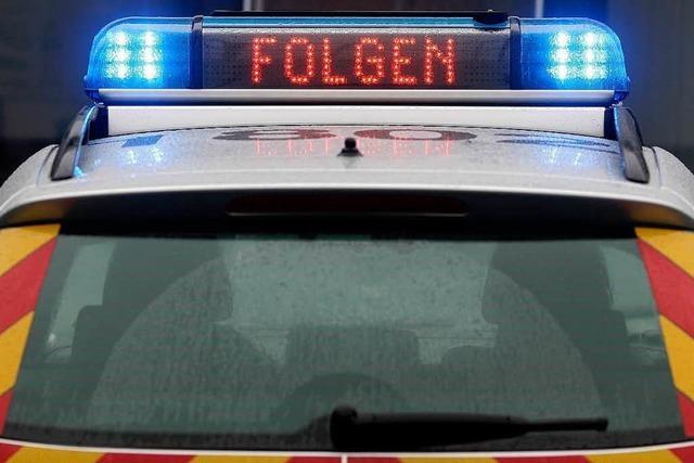 Polizeiauto im Rhein bleibt unauffindbar – Suche vorerst eingestellt
