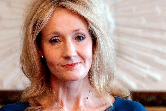 Wie Joanne K. Rowling als Krimi-Autorin enttarnt wurde
