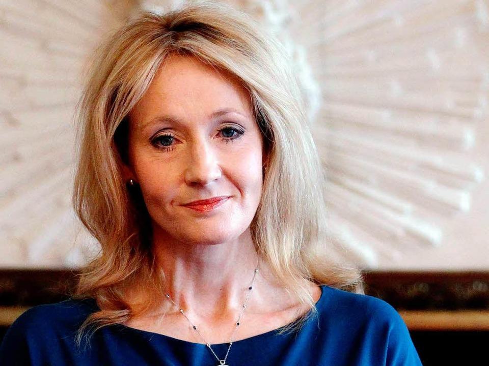 Joanne K. Rowling  | Foto: dpa